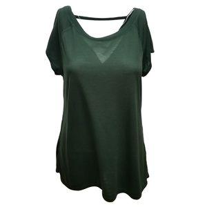 Calvin Klein Performance Strappy-Back T-Shirt